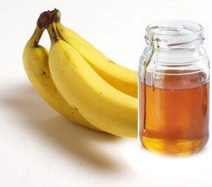 آموزش ساخت معجون موز و عسل