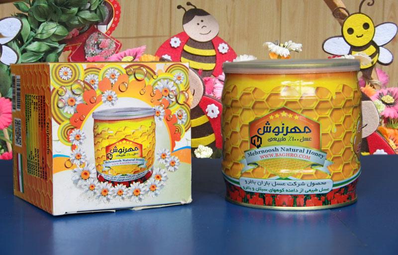 عسل طبیعی ساکارز 2