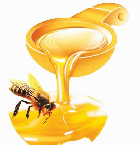 تنوع ترکیبات شیمیایی عسل